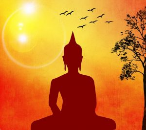 สยํ กตานิ ปุญฺญานิ สมฺปรายิกํ , ความดี, ความดีที่ทำไว้, มิตร, พระ, พระพุทธรูป, สยํ กตานิ, ปุญฺญานิ สมฺปรายิกํ