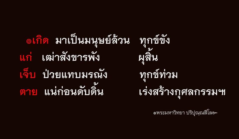 เกิด, แก่, เจ็บ, ตาย, มนุษย์, สังขาร, มรณัง, ความตาย, ความตายเป็นสิ่งแน่นอน, บุญกุศล, สร้างบุญกุศล, เกิดแก่เจ็บตาย, แก่เฒ่า, ป่วย, ทุกข์, กลอนธรรมะ, คติเตือนใจ, เจ็บป่วย, ตายแน่, เร่งสร้างกุศลกรรม